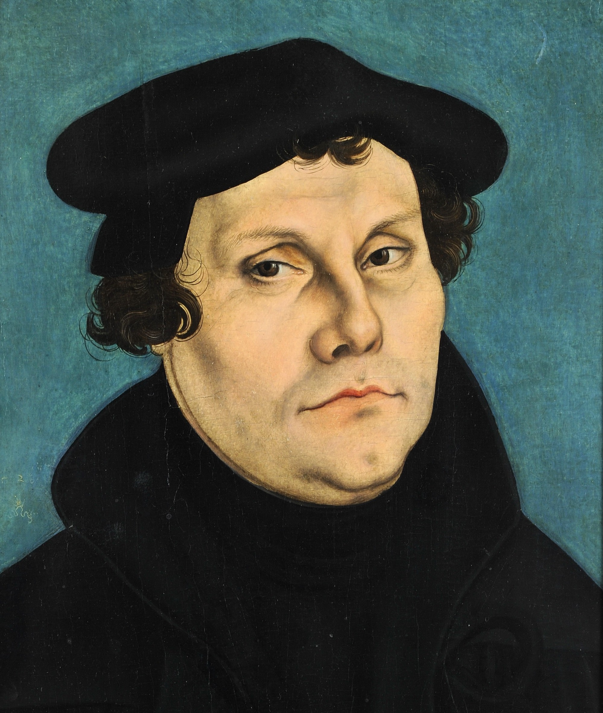 L. Cranach Luther